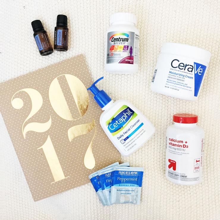 Healthy Basics To Follow | www.cupcakesandthecosmos.com