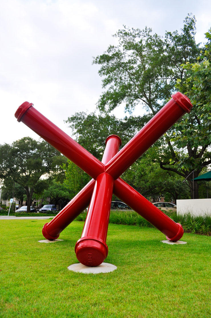 Menil Collection in Houston Texas | www.cupcakesandthecosmos.com