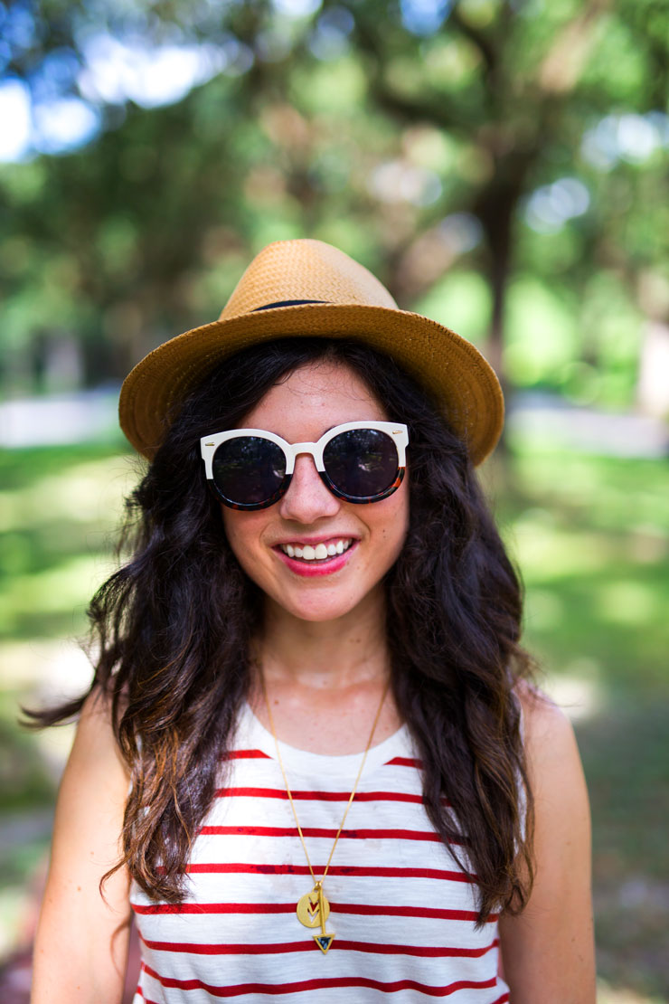 What to wear for city walking in the summer. | www.cupcakesandthecosmos.com