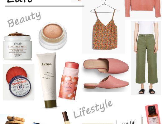 The February Edit: Things I'm Loving This Month | www.cupcakesandthecosmos.com
