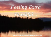 Feeling Extra Thankful