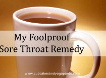 My Foolproof Sore Throat Remedy