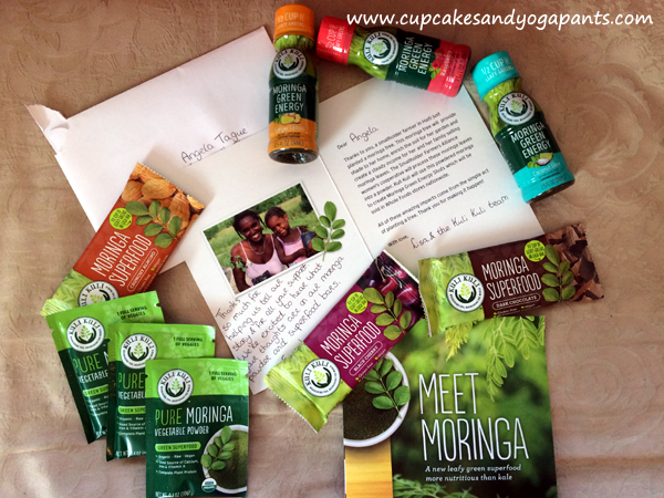 Introducing Moringa: A New Leafy Green!