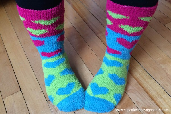 """Check out """"Peanut Butter Butter Socks"""" at Cupcakes and Yoga Pants! http://www.cupcakesandyogapants.com/peanut-butter-butter-socks/"""