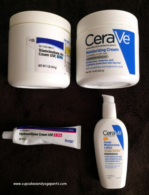 My Daily Eczema Skin Care Routine