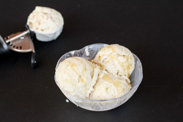 Honey Apple Ice Cream
