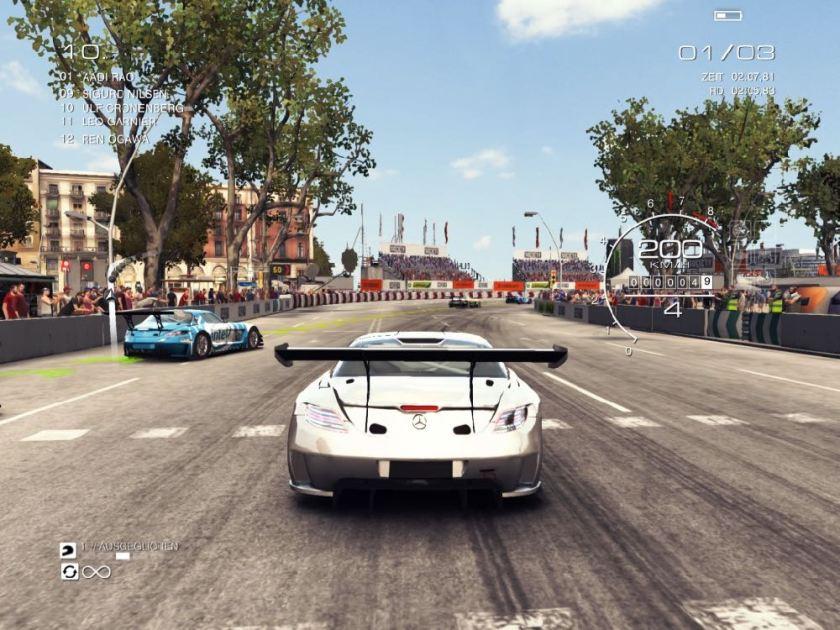 Grid Autosport für iOS