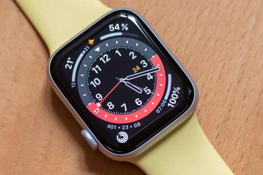 Apple Watch Series 6 - Display