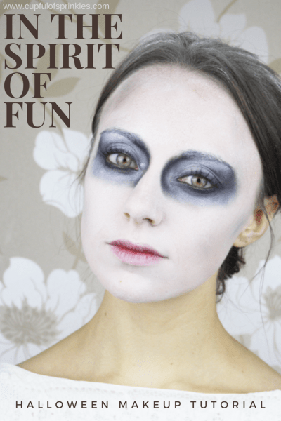 In The SPIRIT Of Fun - Halloween Makeup Tutorial