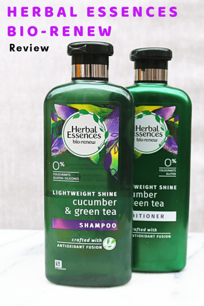 Herbal Essences Bio-Renew Review