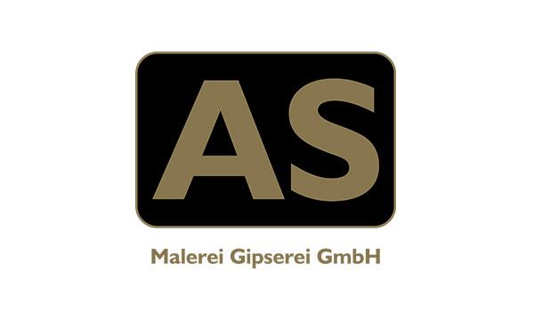 Logo AS Malerei & Gipserei