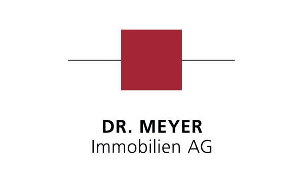 Logo Dr. Meyer Immobilen AG
