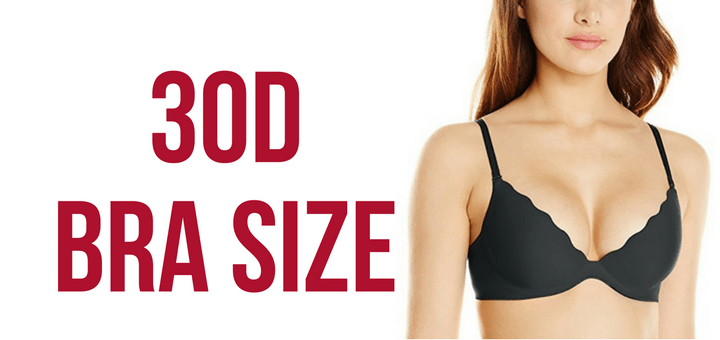 30d bra size