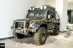 James Bond Spectre Land Rover