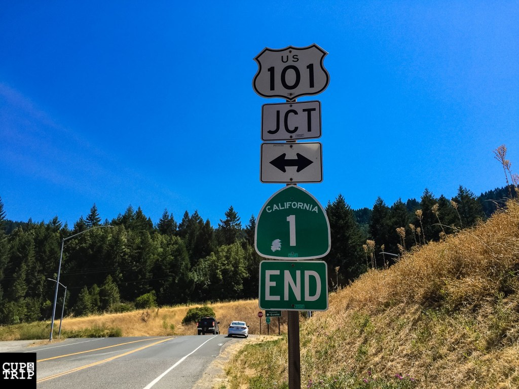 West Coast Road Trip | Day Four: Meeting End Point of PCH 1