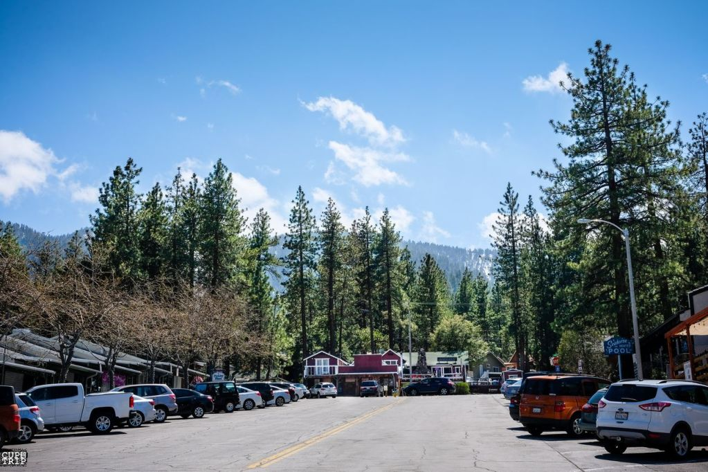 Wrightwood city, a quick runaway from south California heat!