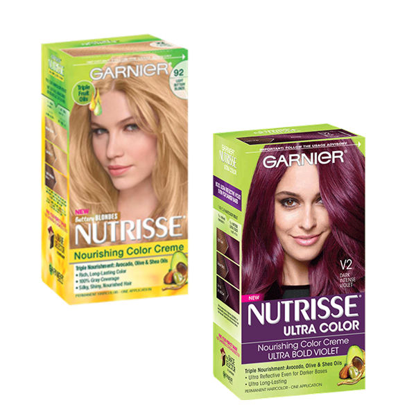 En Walgreens Garnier Nutrisse Hair Color SOLO 299
