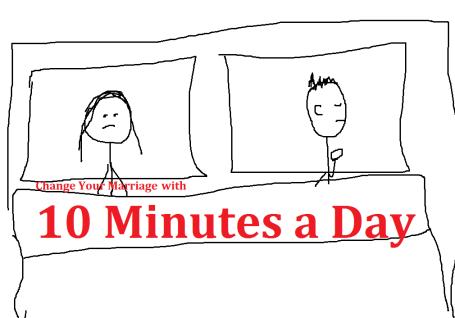 Change your marriage in ten minutes