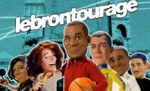 LeBrontourage