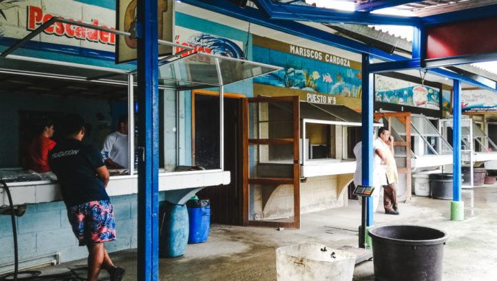 puerto cortes mariscos How to get from Belize to Honduras by boat Placencia to Puerto Cortes