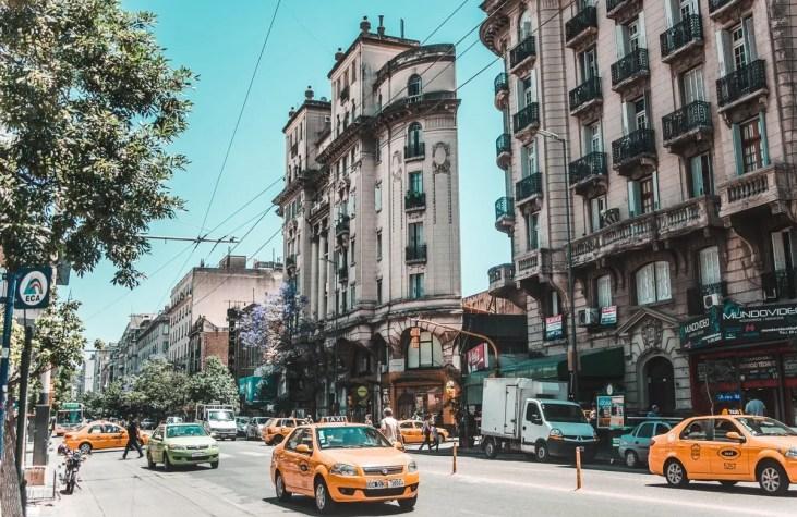 City of Córdoba Argentina
