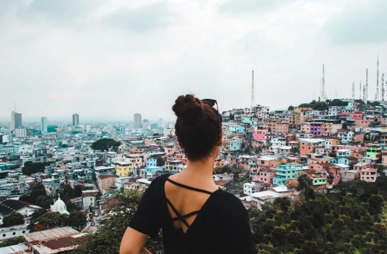 las peñas cerro santa ana things to do in Guayaquil ecuador