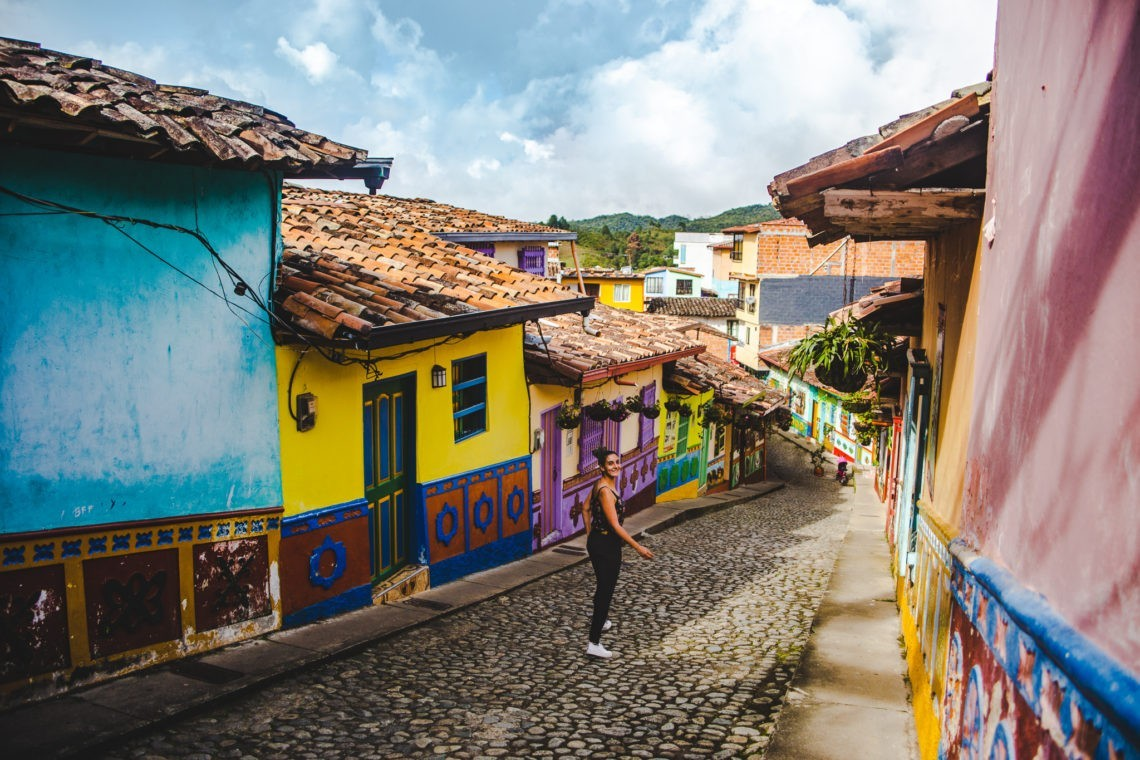 2 weeks in Colombia itinerary: whistlestop all-rounder tour | Key places to visit in a 2 week trip to Colombia