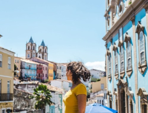 2 weeks north Brazil itinerary: North-East Brazil things to do Salvador Pelourinho Brazil Bahia