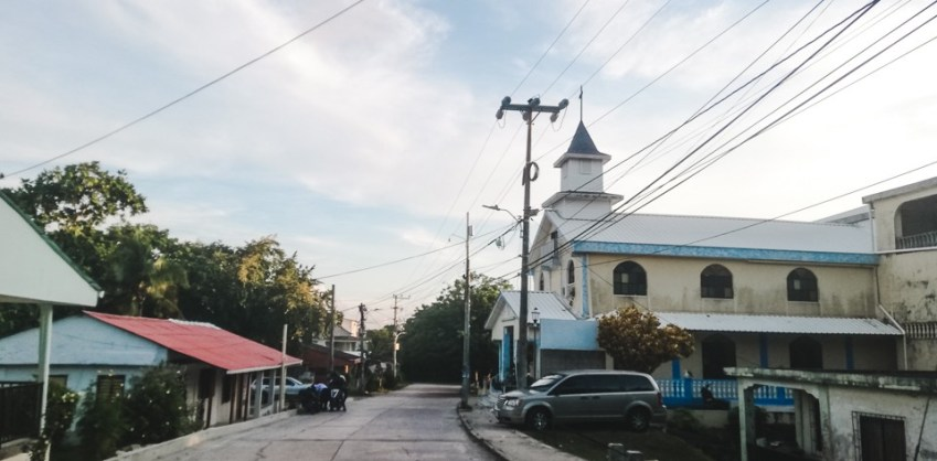 isla san andres colombia la loma