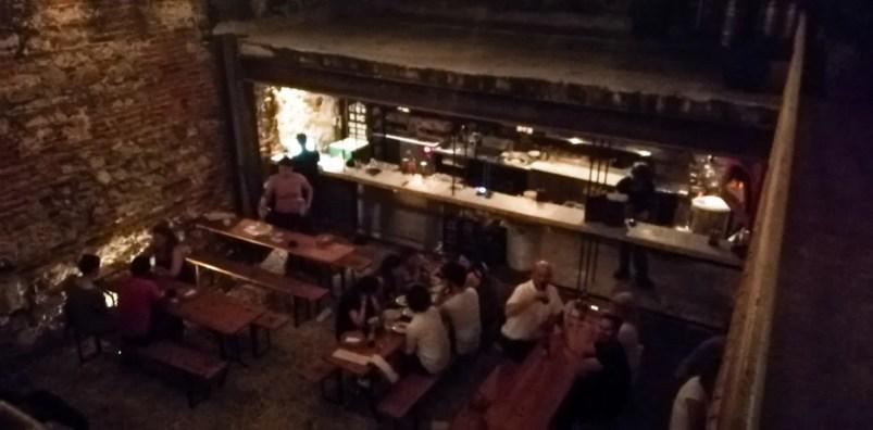 demente getsemani - best restaurants in cartagena colombia