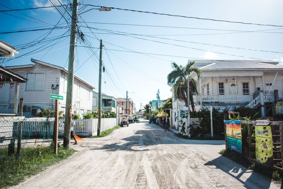 things to do on caye caulker belize