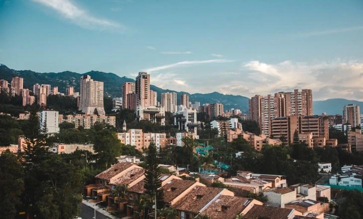 Medellin el poblado Colombia bucketlist destinations | 2 weeks in Colombia itinerary plan travel