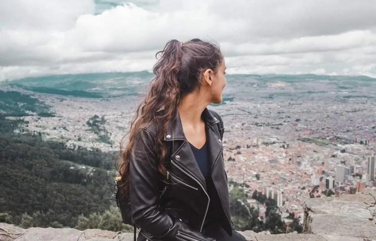 Monserrate Bogotá teleferico cable car | Bogotá Colombia bucketlist