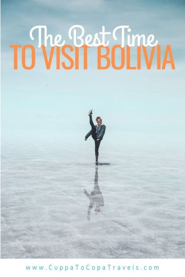 best time to visit bolivia climate altitude