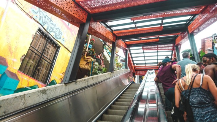 things to do in medellin colombia comuna 13 tours escalators