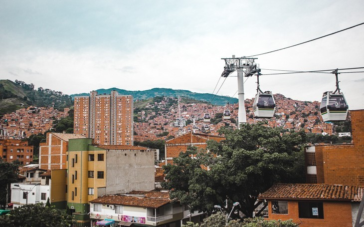 comuna 13 top things to do in Medellin colombia
