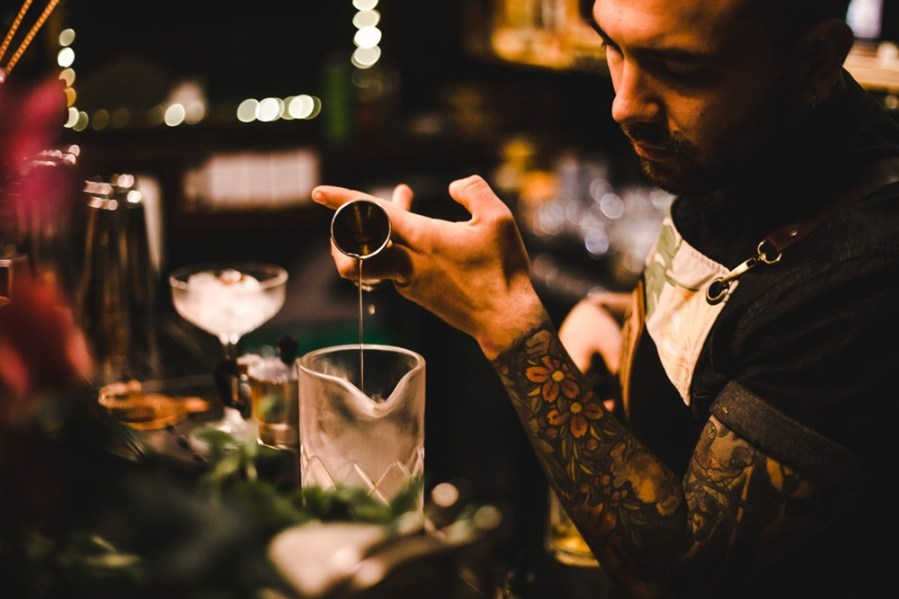 cocktail barman bar nightlife party destinations in south america