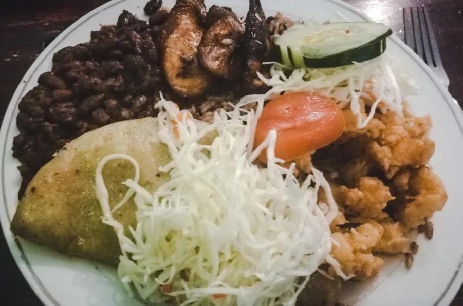 best restaurants in León nicaragua eat