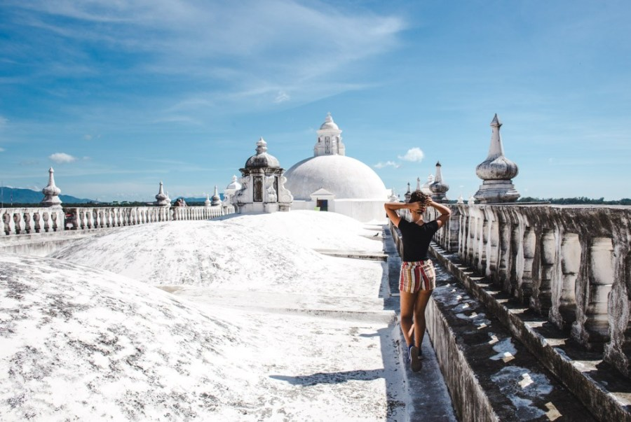 what to do in leon nicaragua white cathedral