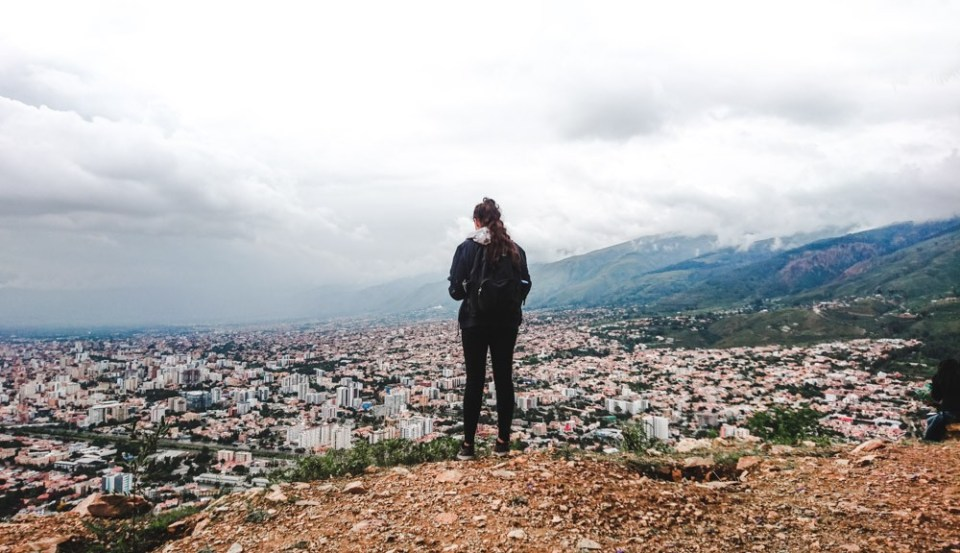 view in cochabamba bolivia safe travel in south america safety tips