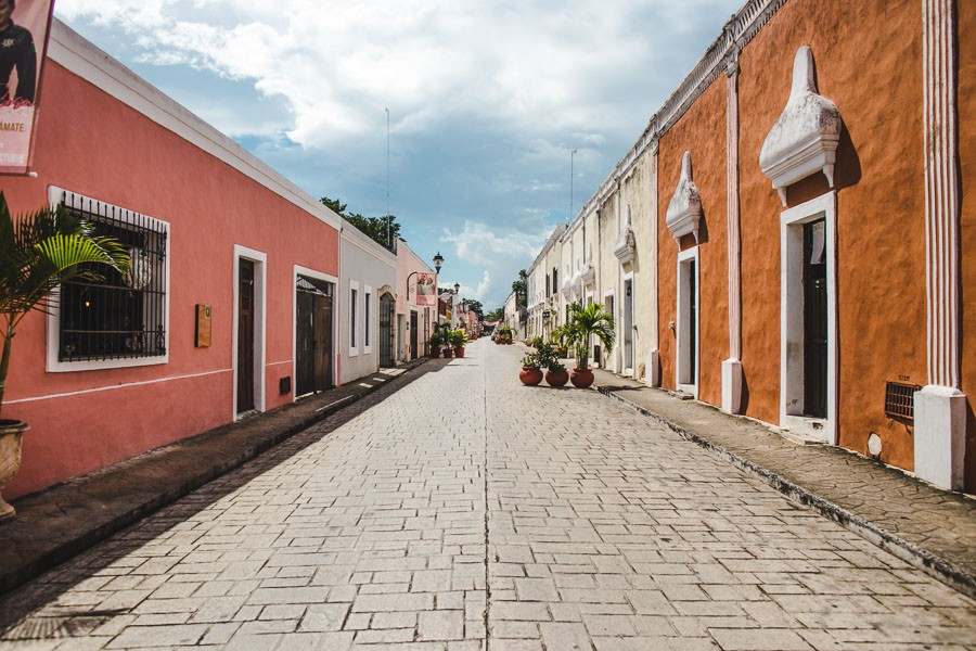 Valladolid: 2 week mexico itinerary: how to spend 2 weeks in Mexico Yucatan Peninsula