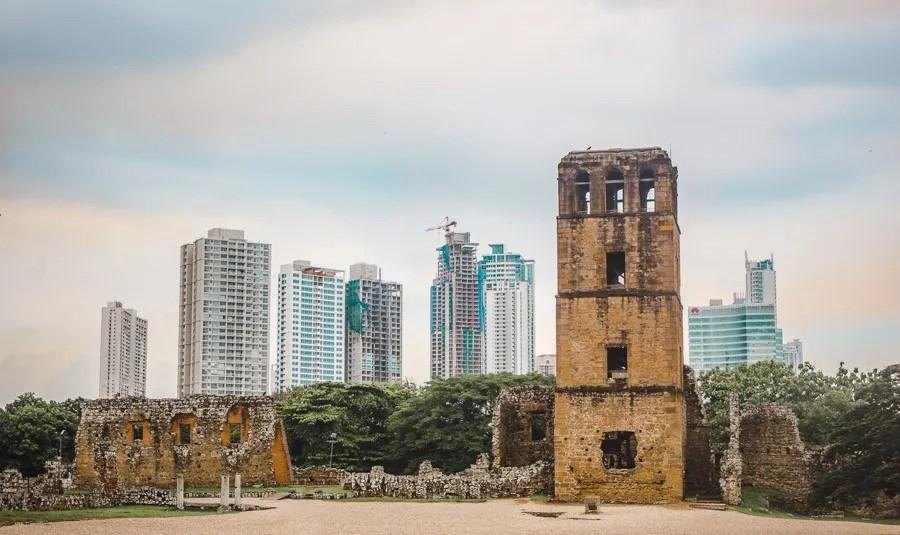 2 weeks backpacking in panama itinerary: panama city