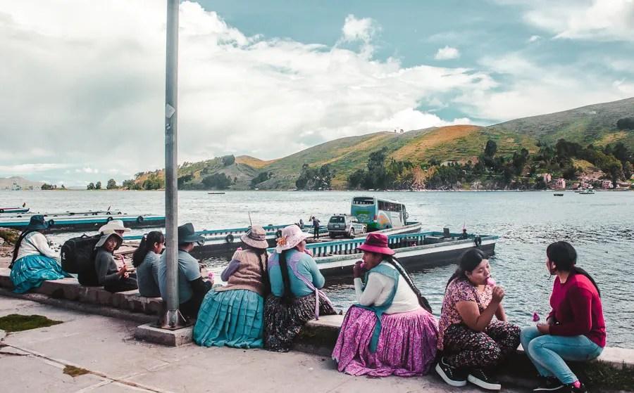 copacabana : 2 weeks bolivia itinerary