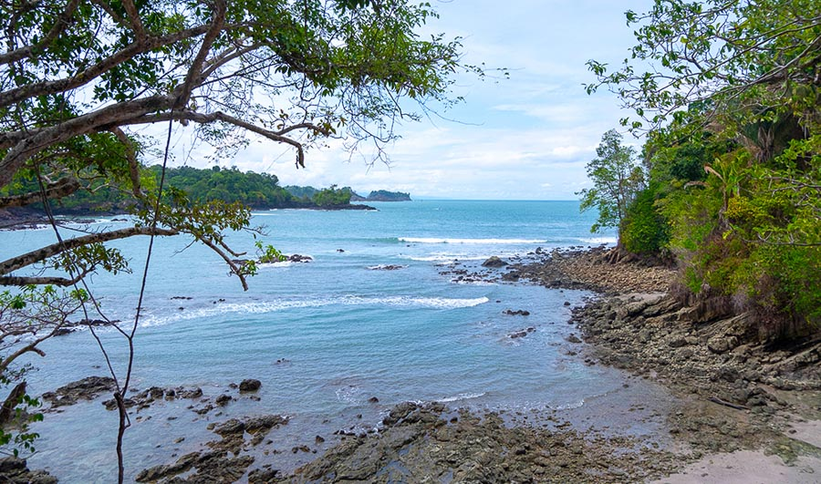 punta catedral - famous landmarks in costa rica