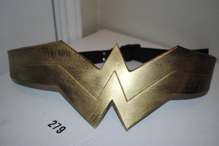 Wonder Woman's Belt