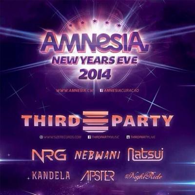 Amnesia Curacao NYE 2013-2014