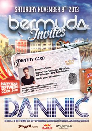 DJ Dannic at Bermuda Curacao