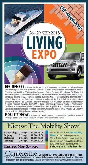 Living Expo Curacao 2013