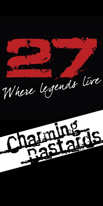 Charming Bastards at 27 Curacao