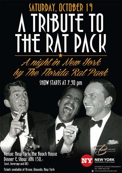 Rat Pack in Curacao